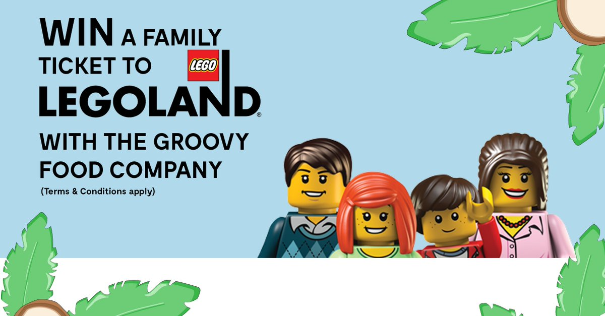 RT &amp; Follow us #win a family day out to #LEGOLAND &amp; Groovy goodies! #Competition ends 02.07.17, T&amp;Cs apply (see Facebook for details)<br>http://pic.twitter.com/6H2AkeGfiJ