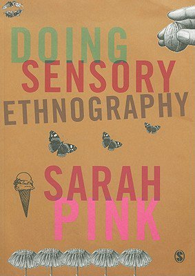 Sarah Pink &#39;s &quot;Doing Sensory Ethnography&quot; depicts a deeper meaning to ethnographic research. #rituals #Barcelona @ComCultMed<br>http://pic.twitter.com/cCP88uocNm