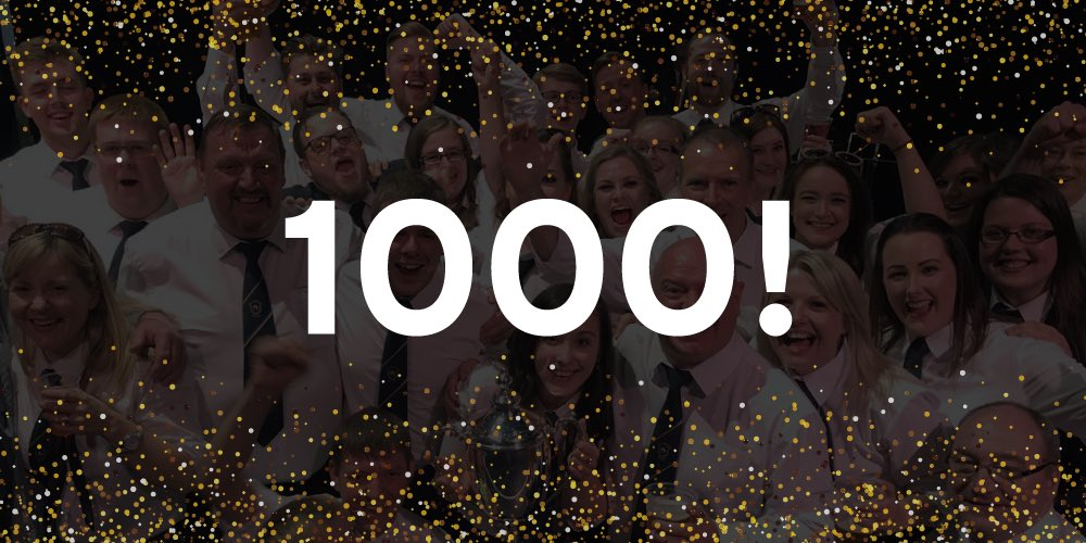We reached 1000 Likes on our #Facebook page last night!  Find us at here -  http://www. facebook.com/milnrowband  &nbsp;    #Milnrow #Rochdale #BrassBand<br>http://pic.twitter.com/r2wkfvkRbF