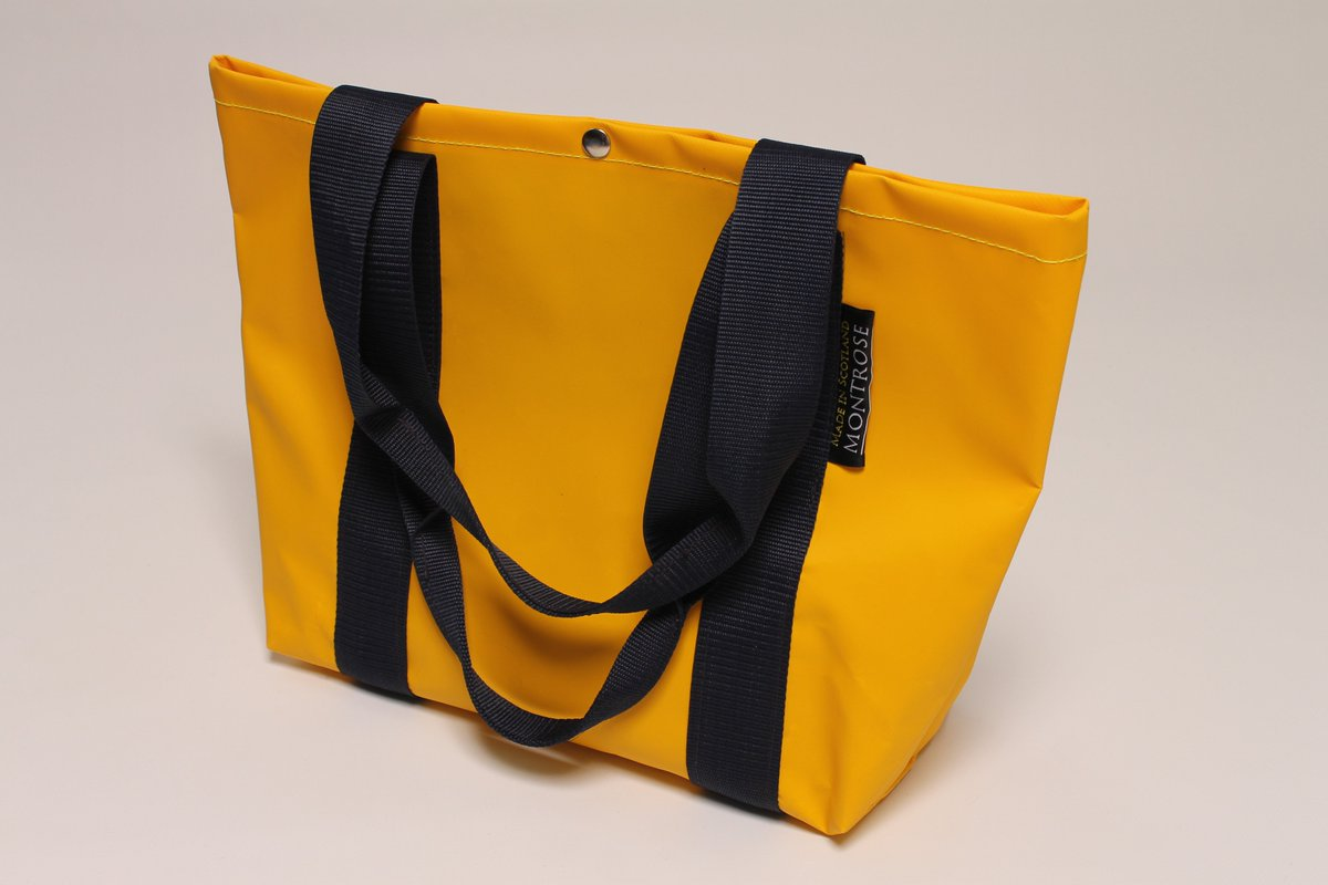 Shopping, going swimming or to take to work - our Iona bag can be used for anything you need! #bag #stylish #shopper #handmade #scotland<br>http://pic.twitter.com/F27WN2hPpQ