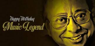 Happy birthday to R.D.Burman Sir..... The Treasure of Indian Music Industry....