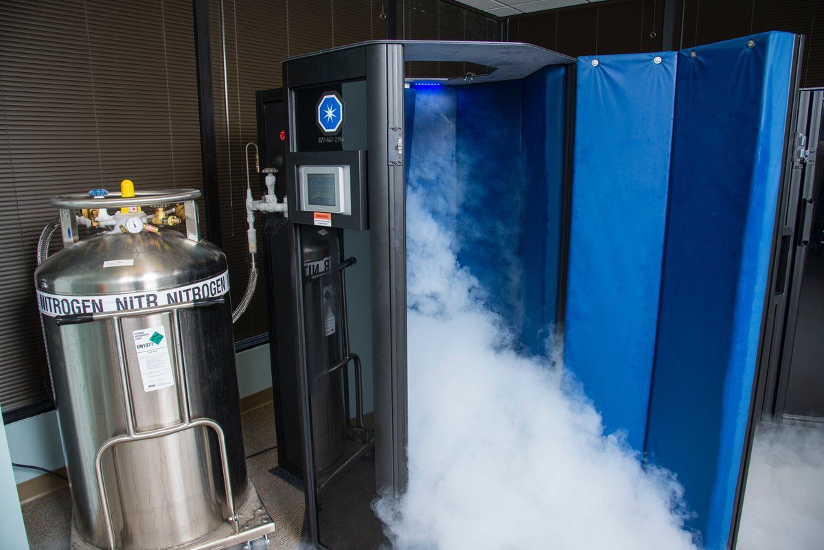Impact Cryotherapy on Twitter: