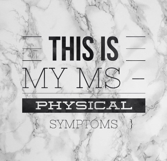 *new #blog post* This is My MS - Physical Symptoms @invisibleilluk #CIblogger #bloggingbed  https:// trippingthroughtreacle.wordpress.com/2017/06/27/thi s-is-my-ms-physical-symptoms/ &nbsp; … <br>http://pic.twitter.com/WJGmnxPArX