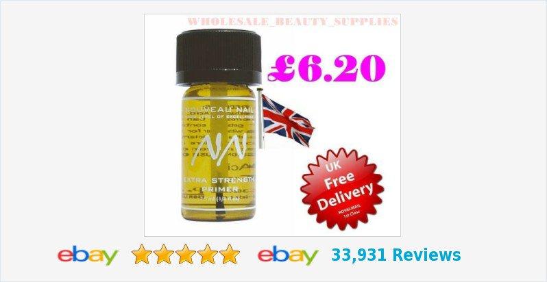 X-Strength #Acrylic #Primer by #Nouveau #Nails for #false #nail #acrylic gel tips uv   http://www. ebay.co.uk/itm/2820344930 97?ssPageName=STRK:MESELX:IT&amp;_trksid=p3984.m1555.l2649 &nbsp; … <br>http://pic.twitter.com/SnFaqWVnm8