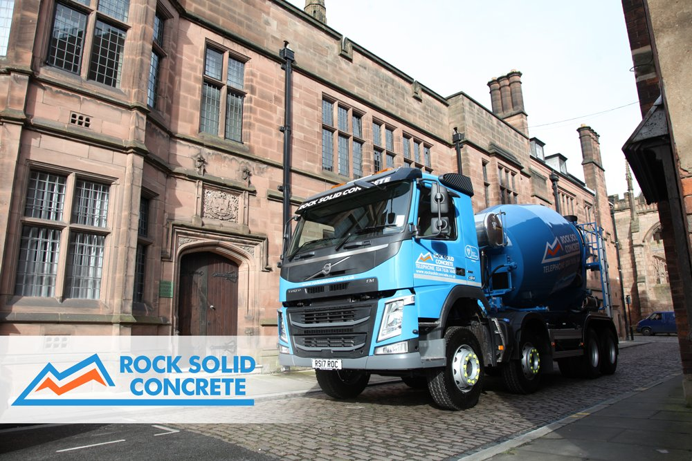 Rock Solid Concrete >> Rock Solid Concrete On Twitter We Have The Best Vehicle And