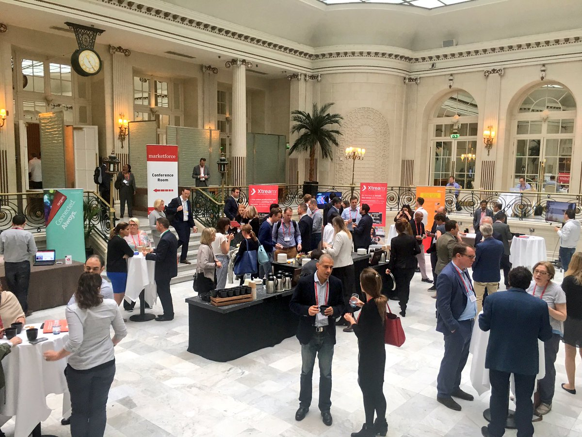 Time for a quick refreshment break between sessions! #broadcasting17 #media <br>http://pic.twitter.com/oAJUiPVxFh
