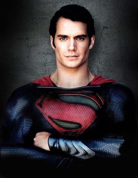 #henrycavill The #ManOfSteel  The #ManFromUncle  But he is also the ma...