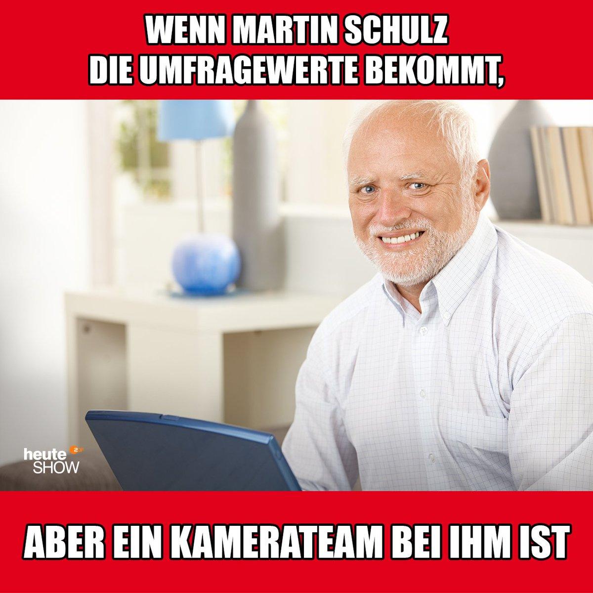 Lächle den Schmerz weg. #Schulz https://...