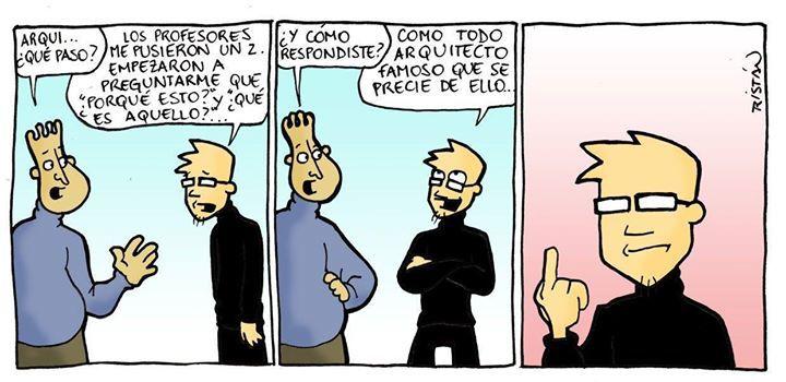#HumorArquitectura: GHERY + #Humor en  http:// ift.tt/2shqW3Q  &nbsp;    Gracias @tristan_comics  http:// ift.tt/1RXonGe  &nbsp;  <br>http://pic.twitter.com/qX3o9TSpp3