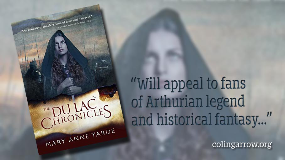 'The Du Lac Chronicles' by Mary Anne Yarde #review  http:// ow.ly/omv3304PhRW  &nbsp;   #OSFARG<br>http://pic.twitter.com/JfjD3mMMkO