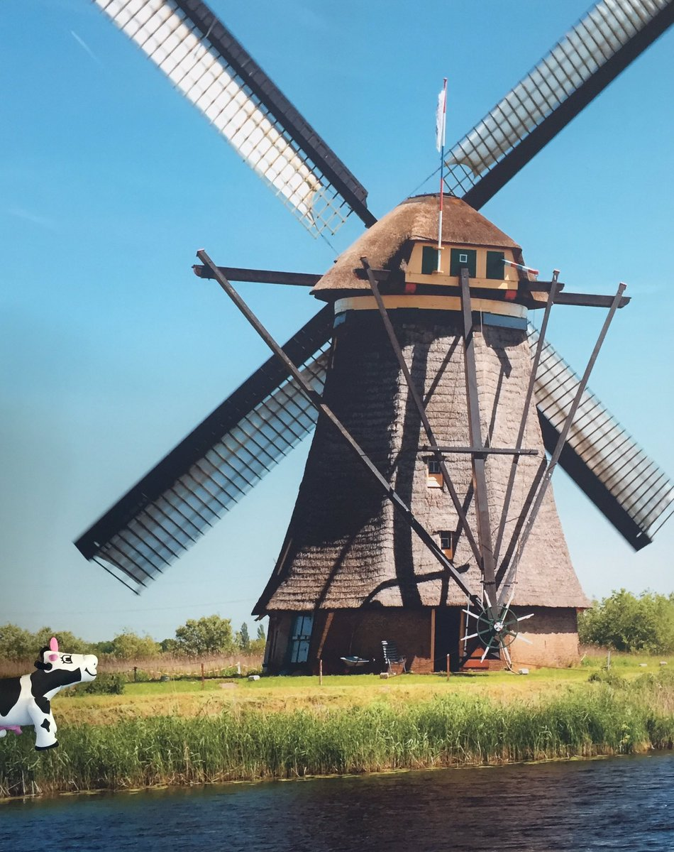 What would a trip to #EAN2017 in #Amsterdam be if our #EMJCow couldn&#39;t do some sightseeing on the side!<br>http://pic.twitter.com/6CmNzzlpgG