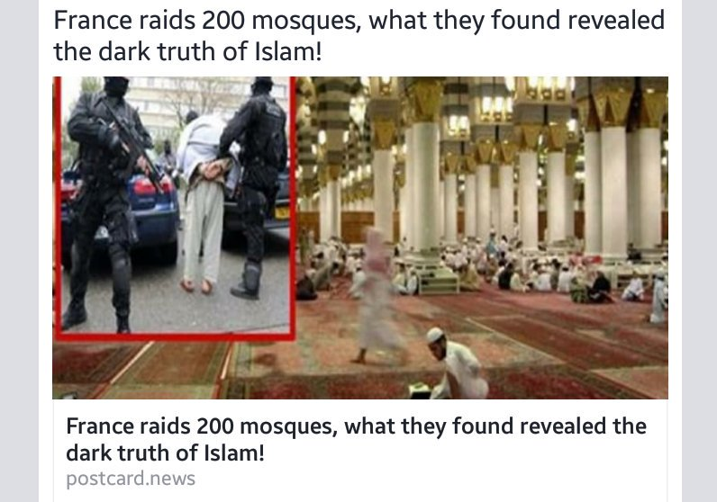 #France raids 200 #mosque ,what they found revealed the dark truth of #Islam ! @GaurishaarSing1 #Islamic  @TarekFatah<br>http://pic.twitter.com/ItBqjeFVY0