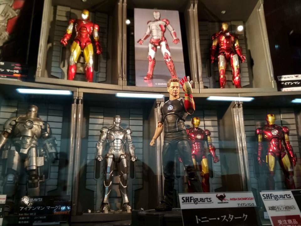 Hall of Armors #IronMan #Marvel #Bandai #TamashiiNations #SHFiguarts #AkibaShowroom<br>http://pic.twitter.com/K5GnsW5qcM