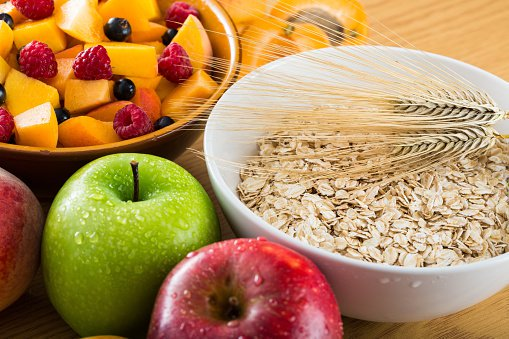 There are plenty of ways to get more fibre in your diet. See tips here...