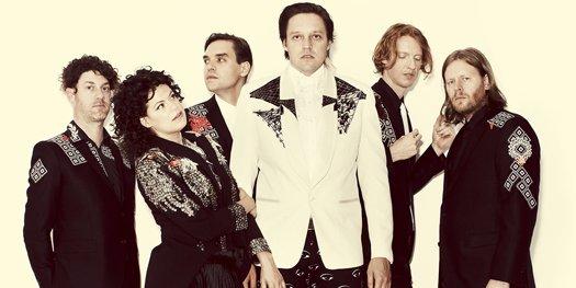 Vocalista de Arcade Fire confirma regres...