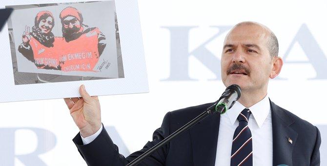 Bakan #SüleymanSoylu'dan #NuriyeGülmen ve #SemihÖzakça için ilan veren...