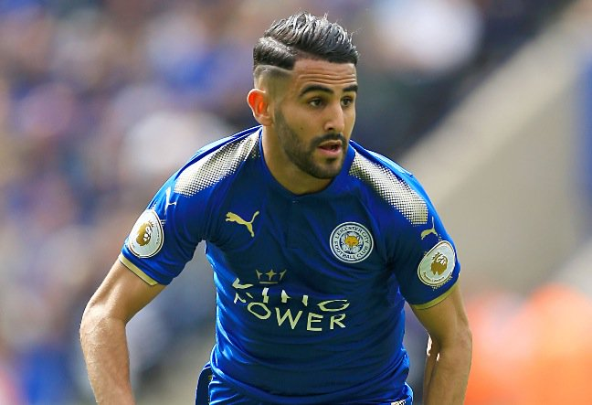 Mahrez 'gives up on signing for Barcelona' and eyes Arsenal move inste...