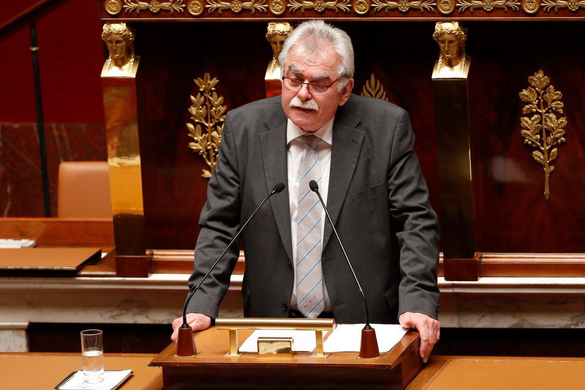 André Chassaigne réélu à la tête du groupe Gauche démocrate et républi...