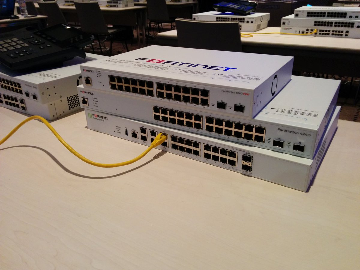 Configuring REAL appliances is always more fun than a virtual machine.. @SecutecGroup @Fortinet #nseexpertsacademy #cannes <br>http://pic.twitter.com/MfQzHJMzdX