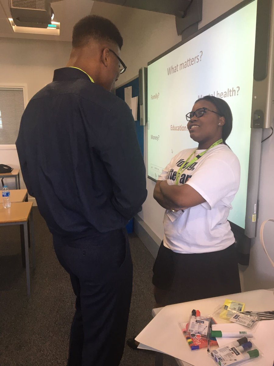 What matters? Having a good education is a must; it is the only way to get ahead. @CroydonCollege #citizenship <br>http://pic.twitter.com/DdnabMdDzs