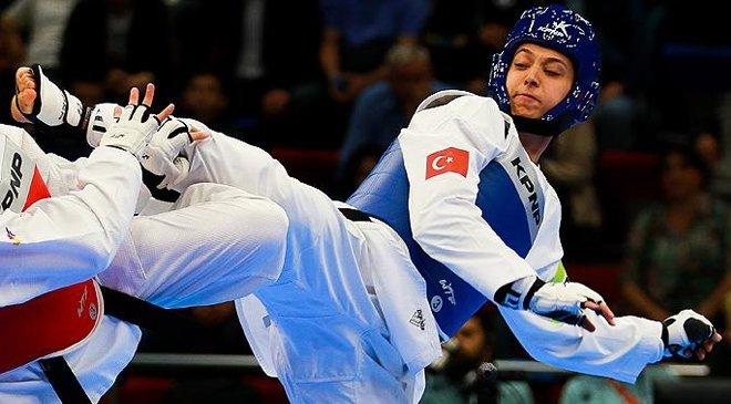 Dünya Tekvando Şampiyonası'nda milli sporcu Nur Tatar Askari altın mad...