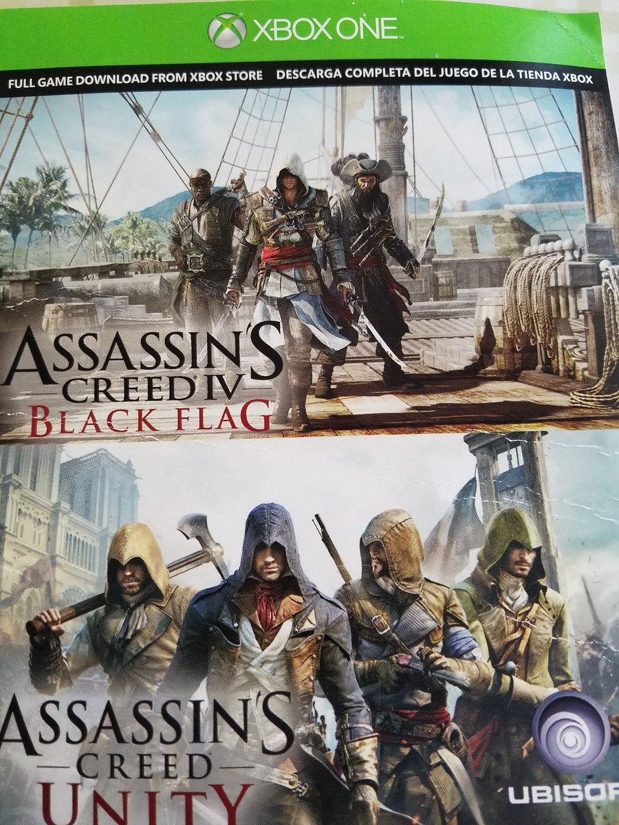 NEW DIGITAL #GIVEAWAY #Friday #AssassinsCreedBlackflag IV+ #Unity  &amp;  $15 #Xbox Digital Gift Card RT+FOLLOW ME+ @xMBGx To Enter Ends 72 Hrs<br>http://pic.twitter.com/5IIuR72lGe