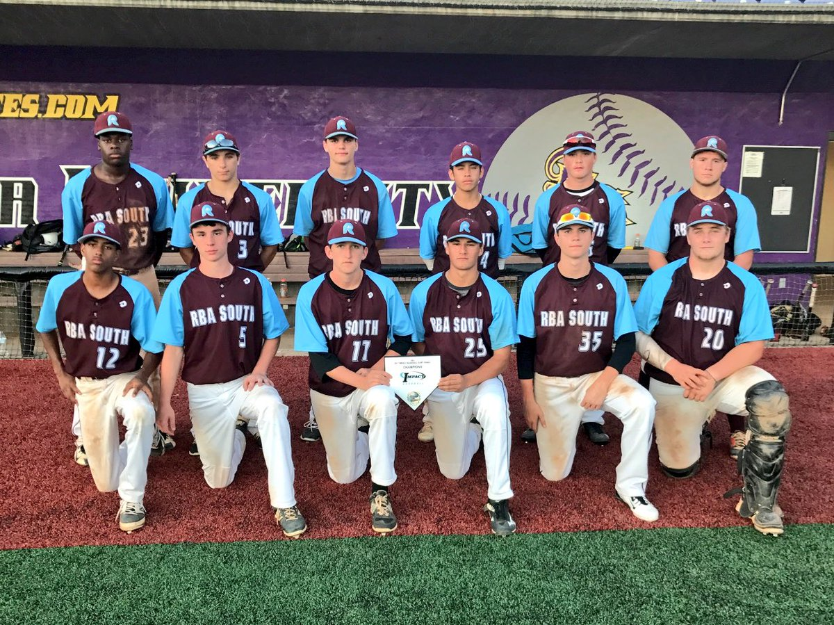 Congratulations @phillies2019 for capturing the 2017 Impact East Coast Championship in an exciting 10 inning finale! #impact <br>http://pic.twitter.com/dYo34jZBvj