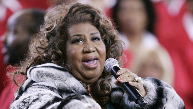 Health issues force Aretha Franklin, 75, to cancel Canada Day show in...