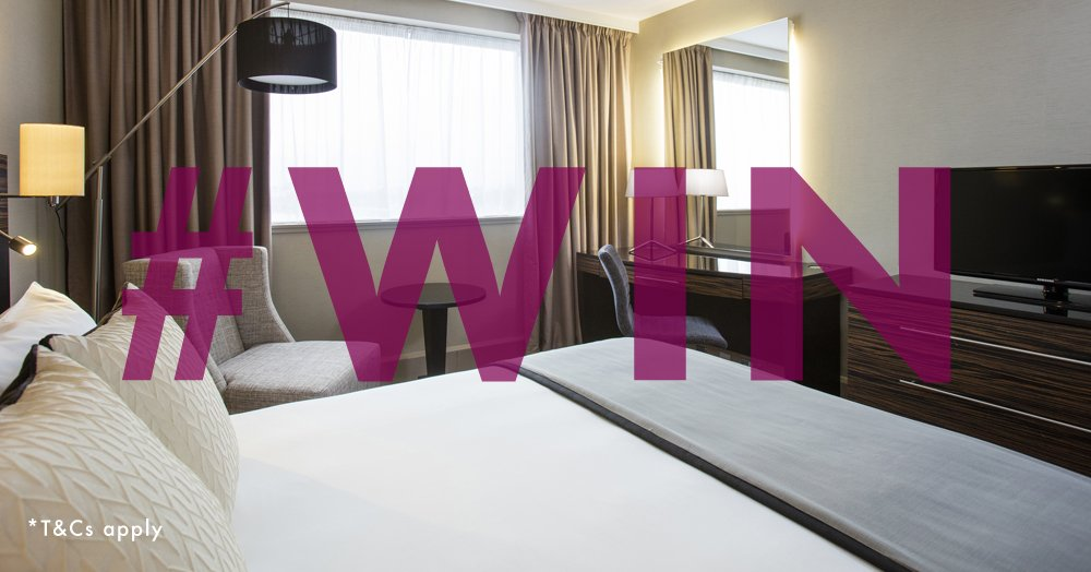 #WIN a luxurious 1-night stay incl. dinner &amp; breakfast! Follow &amp; RT or enter via Facebook:  http:// ow.ly/IJzW30cDNr9  &nbsp;   #Competition #Glasgow<br>http://pic.twitter.com/DlY6ZLPeAt