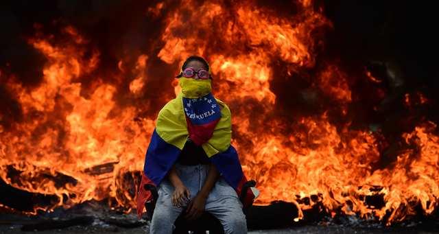 La descente aux enfers du Venezuela - Par Dominique Moïsi >> https://t.co/5tg2MntFEY
