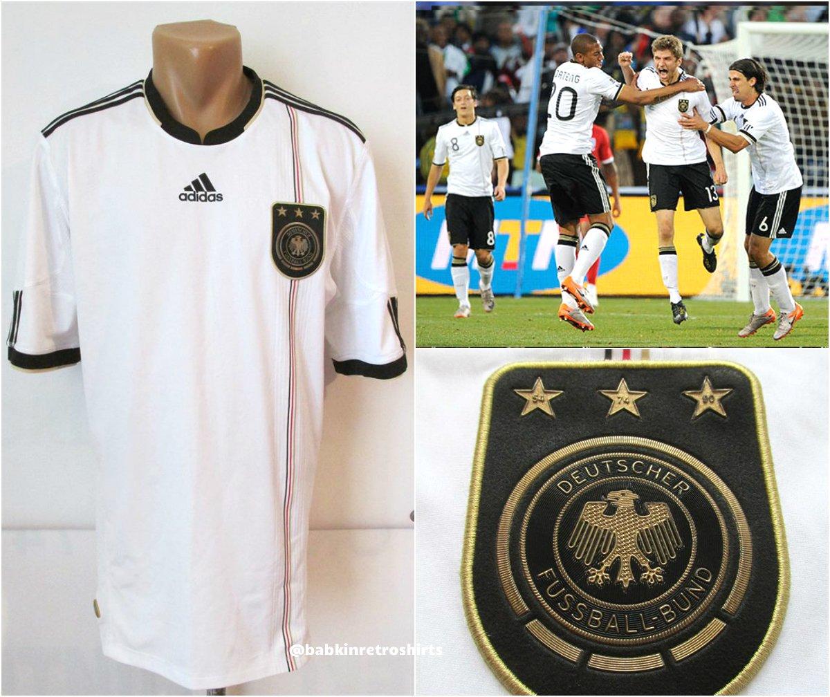 ADIDAS DFB WM 2010 Authentic Trikot Gr.L Edition Fußball