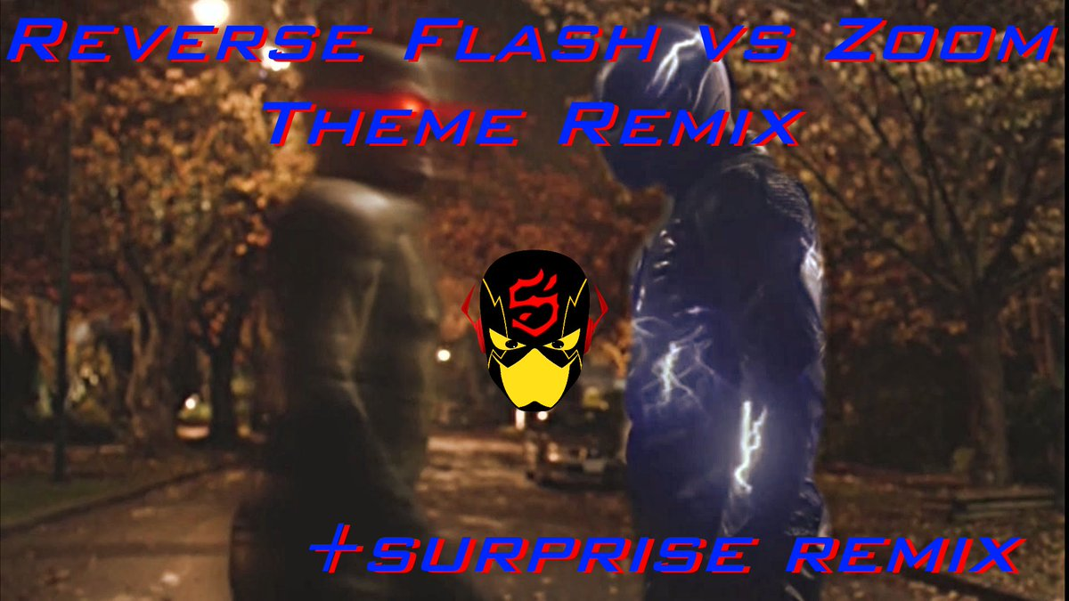 My 1000 subscriber special is finished: #ReverseFlash VS #Zoom #Remix includes a special surprise  Its coming when I reach 1000 subscribers<br>http://pic.twitter.com/Yn7B96NiVI
