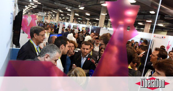Macron à Las Vegas: révélations sur les arrangements de Muriel Pénicaud https://t.co/q6ZtCl4YCM