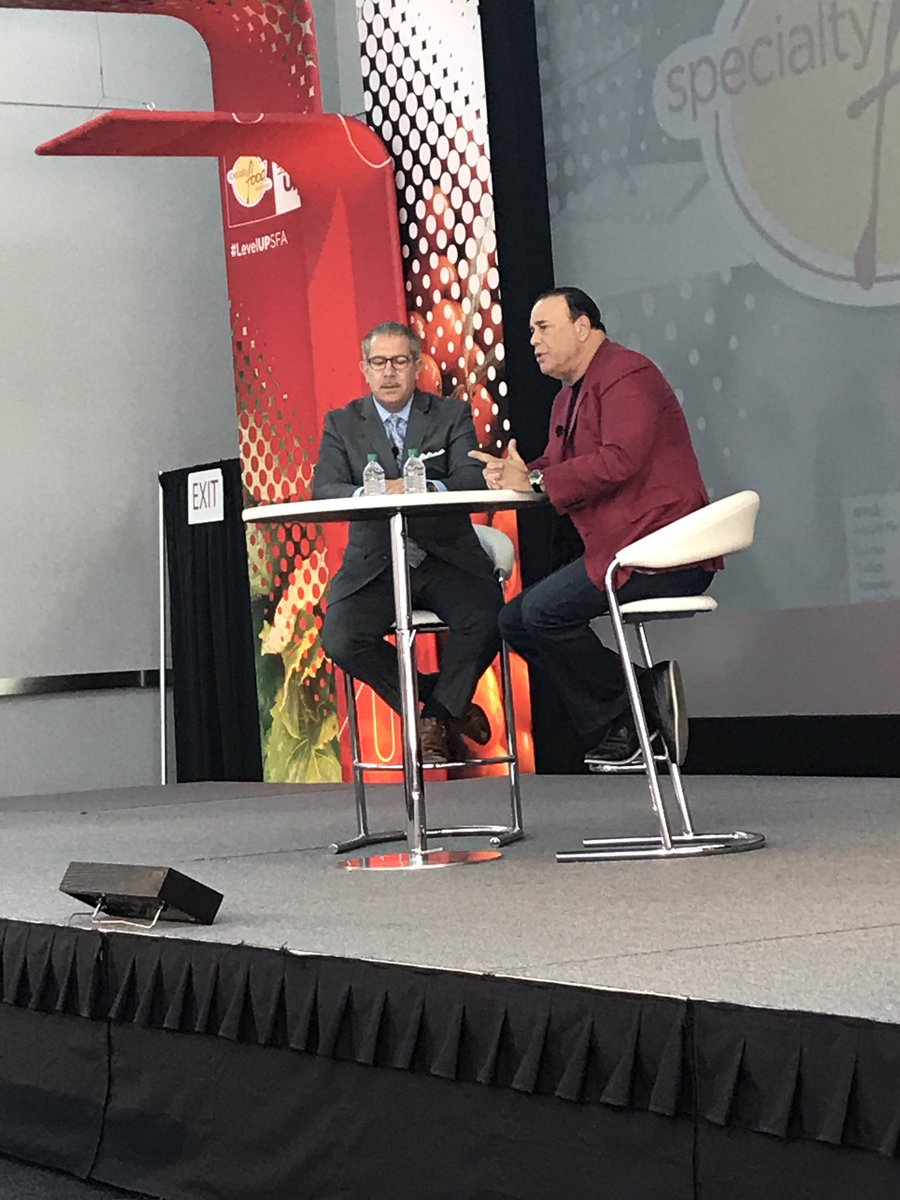 #Millennials don&#39;t react to brands/legacy. They react to story--what is the story of your brand? No story, no relevancy. @jontaffer #SFFS17<br>http://pic.twitter.com/PW3daZghAv