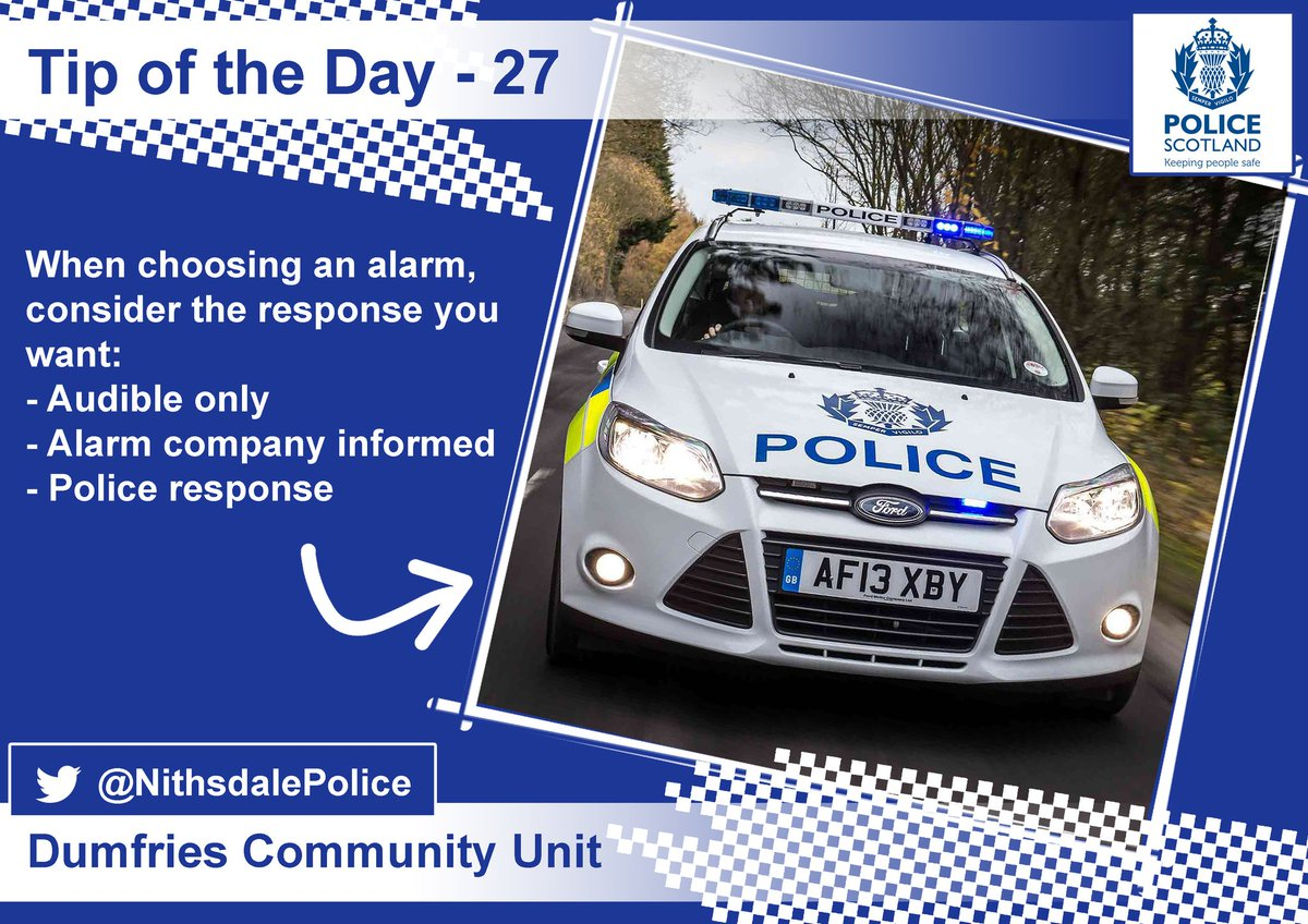 Number 27 #tipoftheday for #homesecurity from #Dumfries community cops.<br>http://pic.twitter.com/s4jRaY27kA