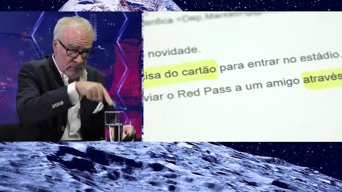 O SL Benfica manifesta-se disponível para colaborar com todos os que quiserem levar por diante esta investigação.