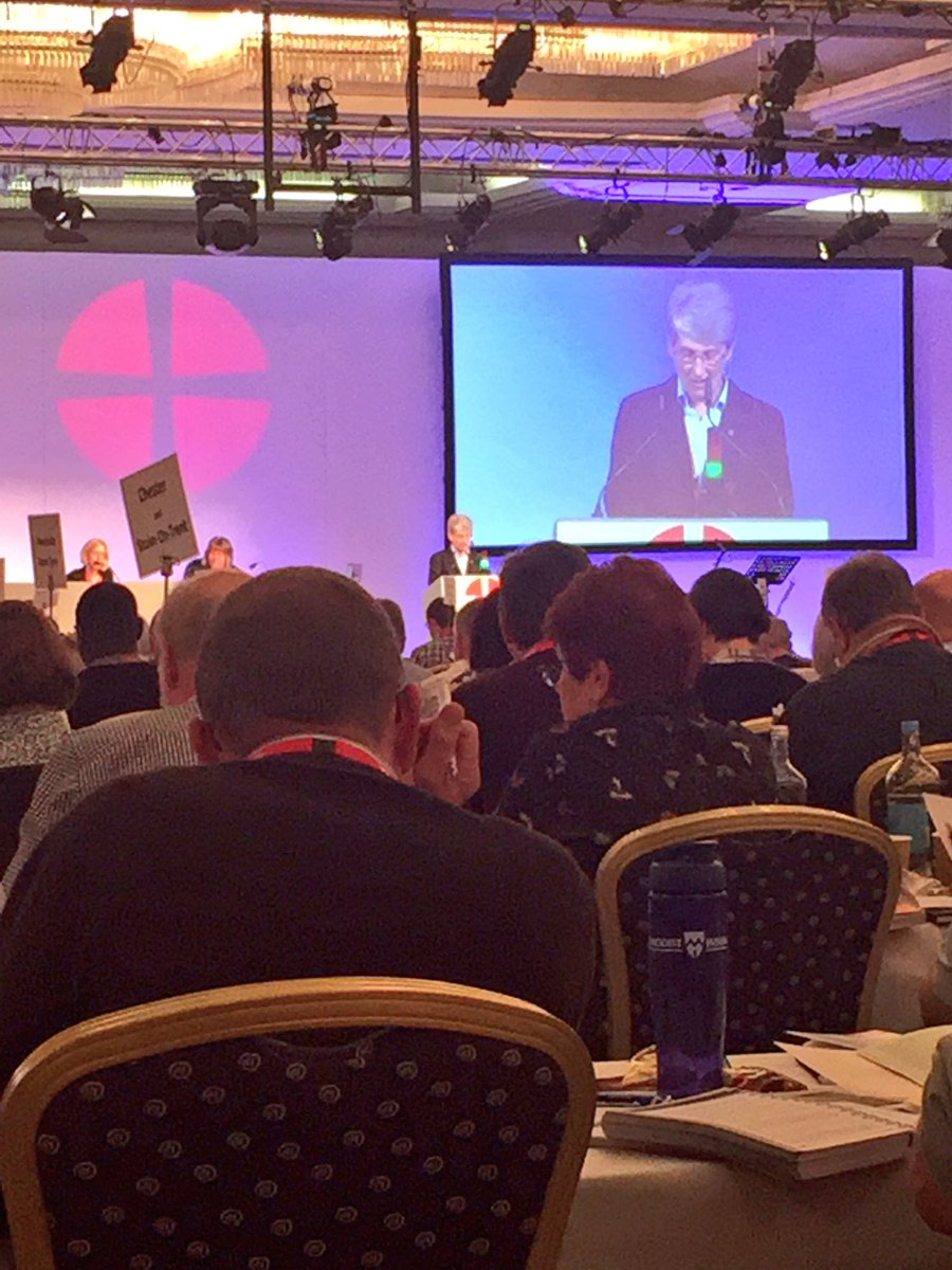 &quot;Climate change is affecting the poorest communities first and worst despite them doing the least to cause it&quot; #MethodistConf #ClimateChange <br>http://pic.twitter.com/Ig6YPdg7c5