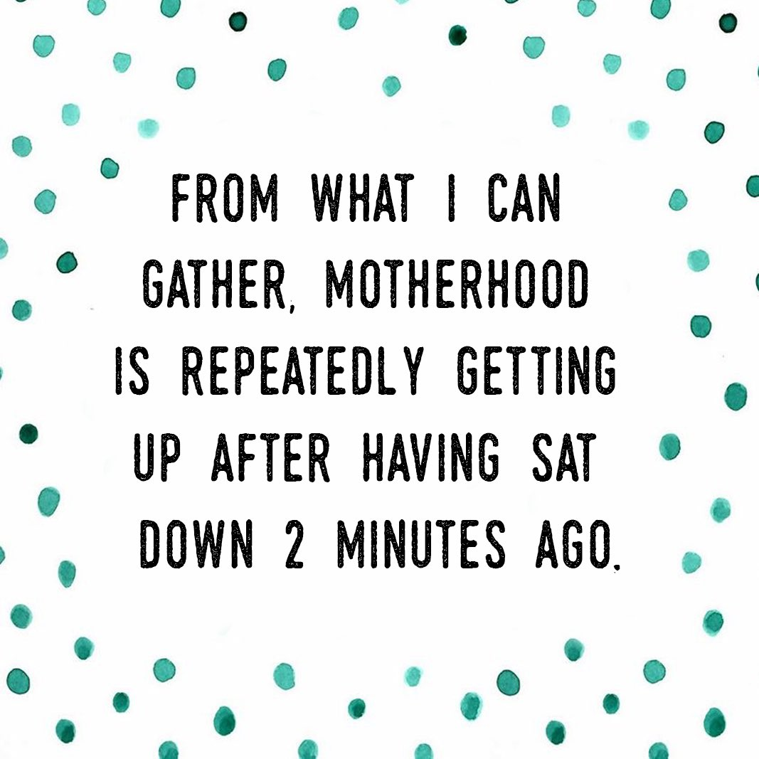 That about sums it up. 😂😂#MomLife #Motherhood #TrueStory https://t.co/...