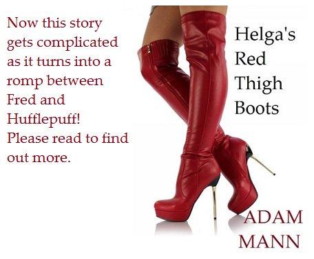 Joseph aka Fred and Helga aka Hufflepuff! Maybe humour worked!  https://www. smashwords.com/books/view/495 034 &nbsp; …    https://www. amazon.com/dp/B00Q07NSBA  &nbsp;   #Romance #Humor #MFRWorg<br>http://pic.twitter.com/3j7FPXxeo9