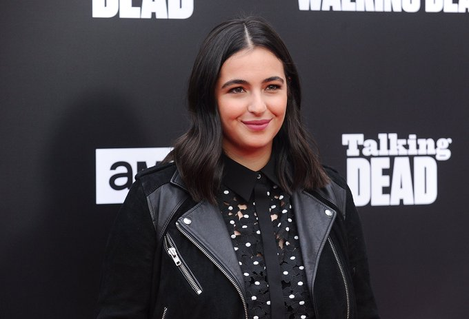 Happy Birthday to the incredible Alanna Masterson (