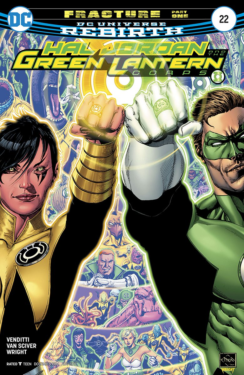 Hal Jordan and The Green Lantern Corps #22    http:// azcomicses.blogspot.com/2016/10/hal-jo rdan-and-green-lantern-corps-vol1.html &nbsp; …   #AzComicsEs #Up #DCRebirth #GreenLantern #JusticeLeague<br>http://pic.twitter.com/2HFsevfoZX