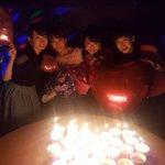 誕生日になりましたーー💕31個のアイスでミルキィちゃんにお祝いしてもらいましたーーー(*゚▽゚*)あ…
