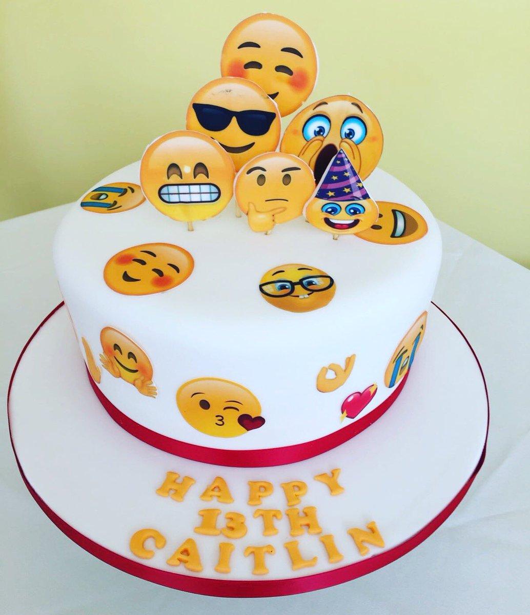 Nice To Ice Grimsby On Twitter Happy Emoji Birthday Cake With