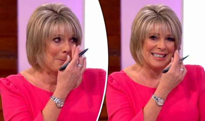 Ruth Langsford breaks down in tears as she opens up about losing her father to Alzheimer's. #LooseWomen https://t.co/OB7iZJff1m