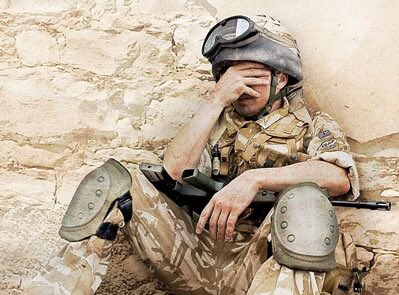 Today is #PTSDAwarenessDay. Not all combat wounds are visible. https:/...