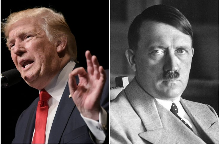 Corea del Norte compara a Donald Trump con Hitler. https://t.co/T5mCMW...