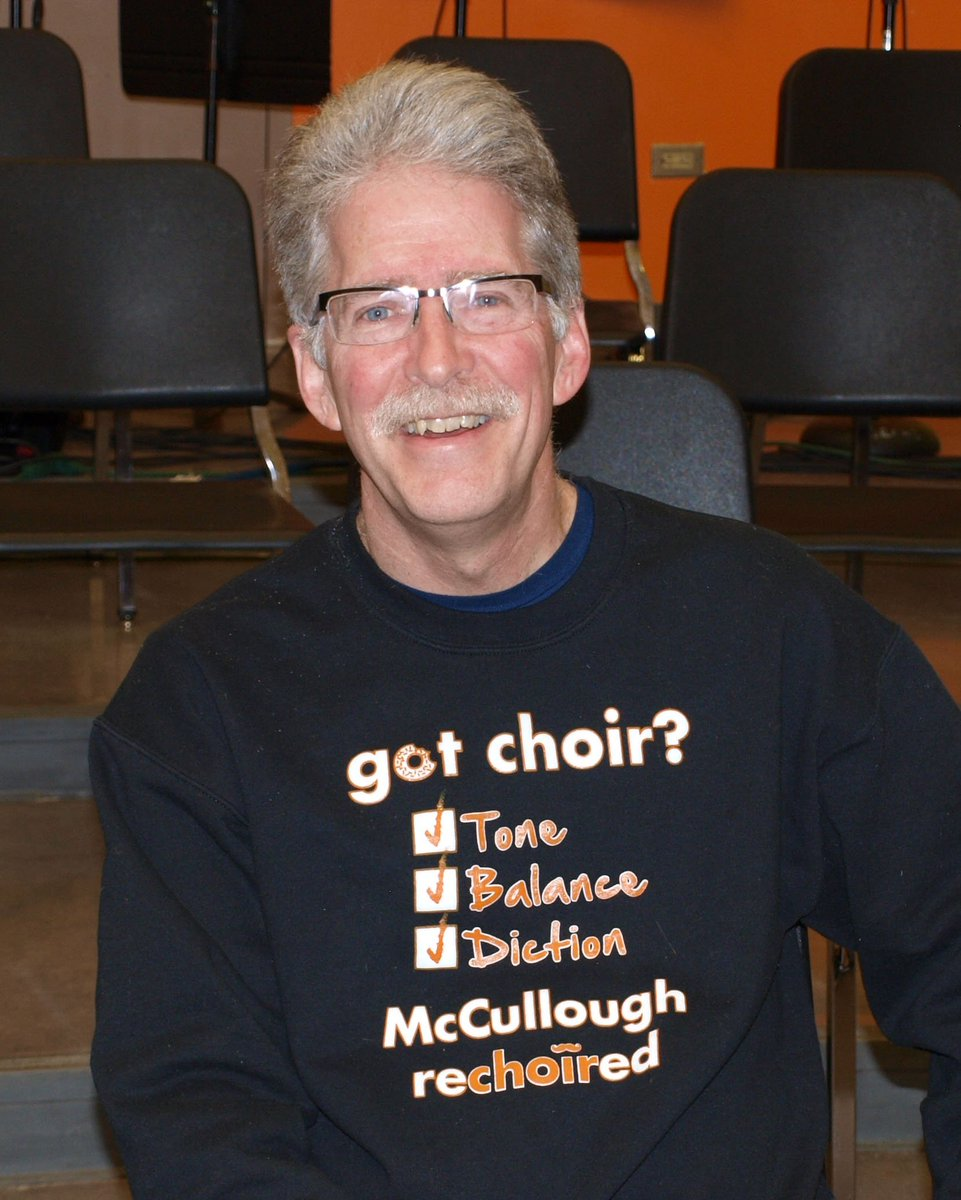 THANK YOU #D303 RETIREES- Mr. James McCullough, Music Teacher @StCharlesEast 23 years with D303.<br>http://pic.twitter.com/ACBnXWQIhk