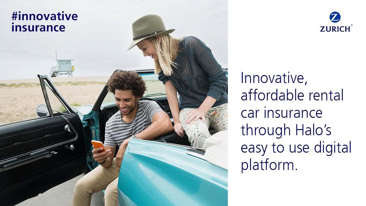 Zurich On Twitter We Covermore Have Acquired Online Rental Car Insurance Platform Halo Insurance Innovativeinsurance Https T Co Swhzynrez6 Https T Co 0htp1jzbyn
