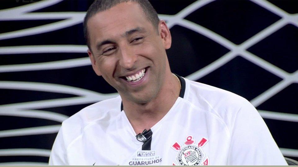 'IA FAZER TUDO ERRADO PRA NÃO PASSAR NO @SEPalmeiras' Corintiano, Serginho é #BoladaVezo  hoje, 21h3@igorresendeESPN0https://t.co/yx369KNTNT