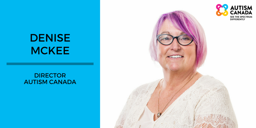 #MeetTheTeam Denise is also the Chair of Autism Canada&#39;s Provincial and Territorial Council. <br>http://pic.twitter.com/Xtj6EK31J6